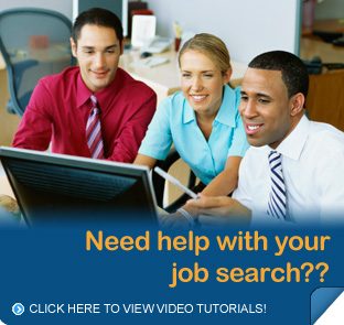 Video instructions for how to navigate the jobs.ca.gov website